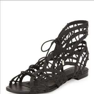 Joie lace up gladiator style sandals